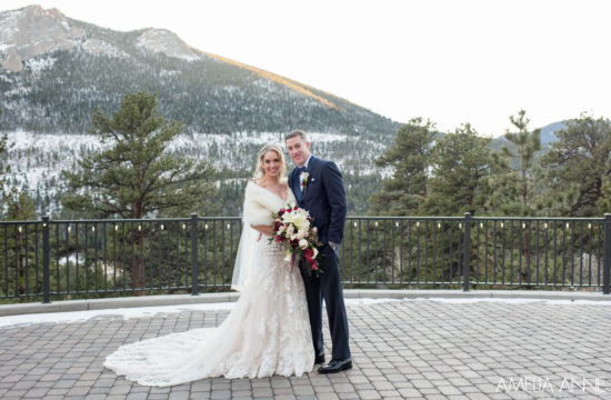 Wedding Couple- Colorado